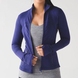 lululemon   Define Jacket in Emperor Blue (C3)
